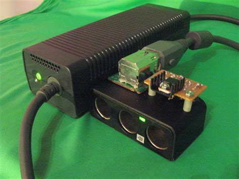 Xbox 360 Power Supply To 12v Accessory Adapter 18 Steps