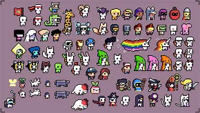 Forager Pixel Hats Character Deviantart Games Exe