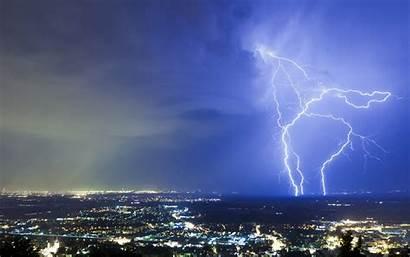 Lightning Wallpapers Nature Storm Background Pixelstalk Wall