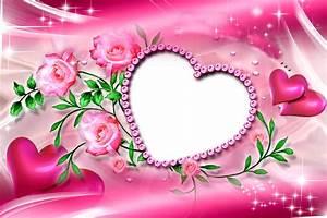 Romantic, Love, Diamond, Heart, Photo, Frames, For, Android