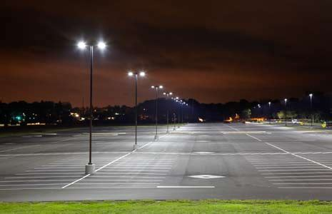 parking lot lights parking lot lighting led parking lot garage lights