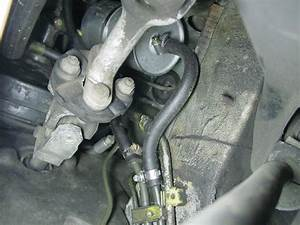 2003 325i Fuel Filter Location