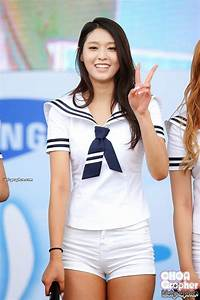 17 Best images about seolhyun on Pinterest   Sexy, Skirts ...