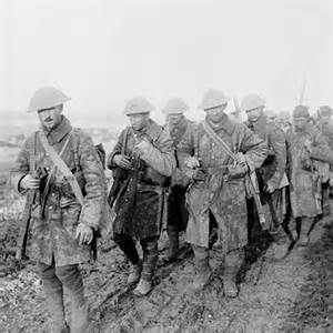 The Battle of Somme World War I
