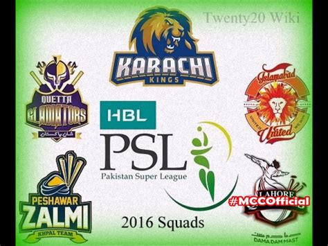 What does hbl stand for? HBL PSL 2016 Official theme song HQ - YouTube