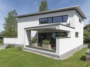 Kosten Gerüst Einfamilienhaus : einfamilienhaus h rbranz modern massivbau moderne architektur flachdach ~ Sanjose-hotels-ca.com Haus und Dekorationen
