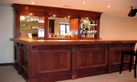 Easy Home Bar by Home Bar Ideas Easy Home Bar Plans How To Build A Bar