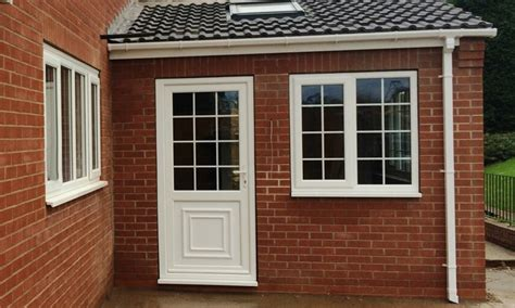 Back Doors by Upvc Front Back Doors Southern Window Company
