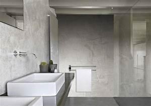 nos idees avec des meubles de salle de bains design elle With salle de bain epuree