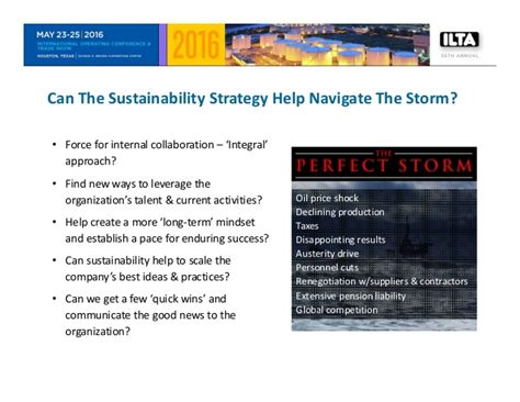 Understanding The Business Value Of Sustainability Initiatives