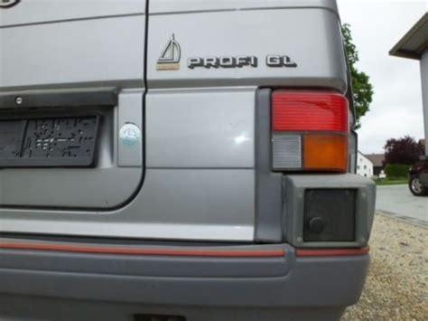 verkauft vw t4 california dehler ce gebraucht 1991 415 329 km in eschenbach