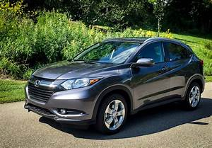 Review  2016 Honda Hr-v