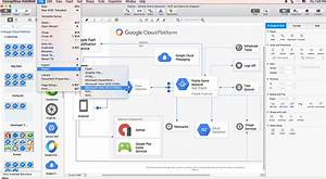 Convert Conceptdraw File To Ms Visio  Vsdx
