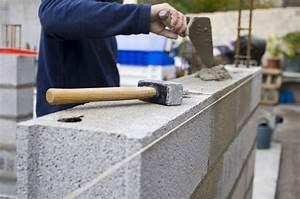 Comment Monter Un Mur En Parpaing : monter un mur en parpaing ~ Dailycaller-alerts.com Idées de Décoration