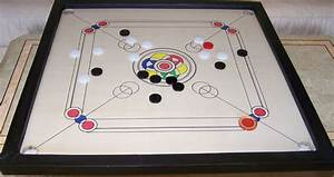 Wooden Carrom Board – Large – Onlines Shops