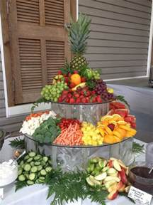 Catering Fruit Display Ideas