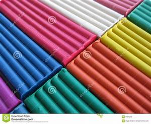 Plasticine  Texture Stock Photo  Image Of Green  Moulding