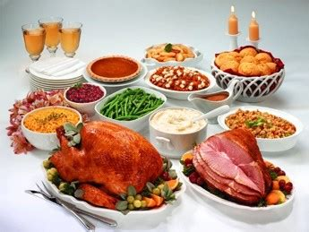american thanksgiving food the salad bowl theory