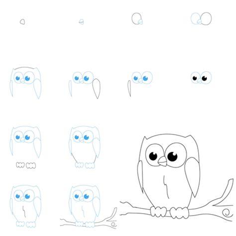 How To Draw An Owl Meme - simple ways to draw owls