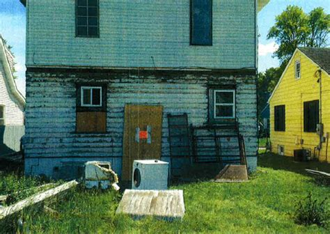 Condemned House by Owner Of The Bison Turf Sues City Of Fargo Condemned