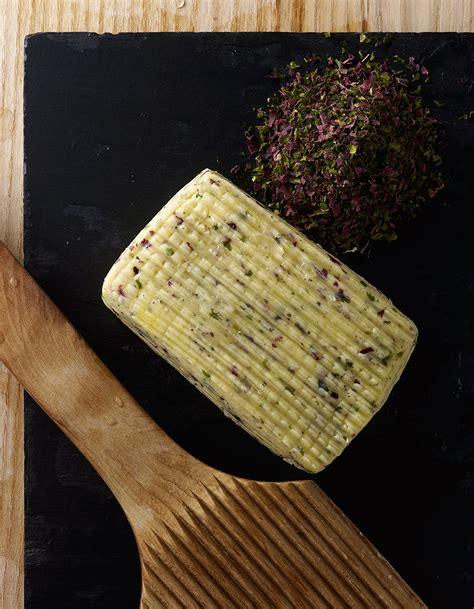 cuisiner lieu noir beurre bordier aux algues beurre parfumé on l