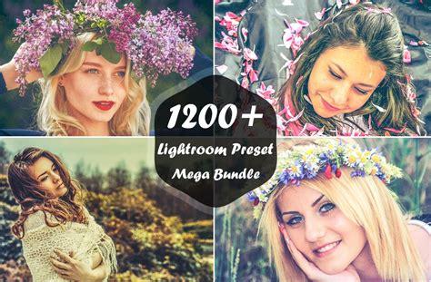lightroom presets mega kit actions creative market
