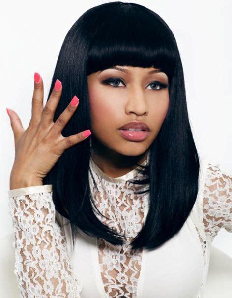 Celebrity Of The Week Nicki Minaj Hairstyles And Hair