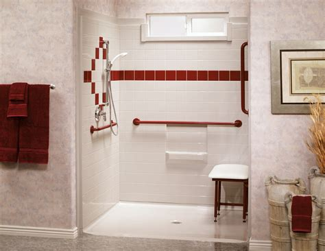 veneto services llc barrier  shower units