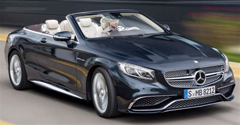 Whether you need a new car or are just browsing to see what's new in the. Mercedes-AMG S 65 Cabriolet: 630 hp/1,000 Nm V12