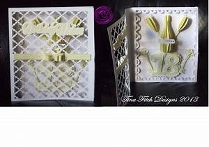 3d box cards With uo forever templates