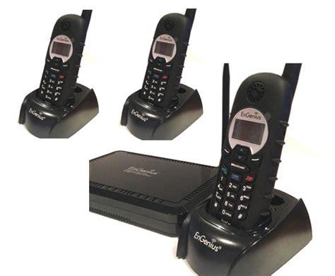engenius ep902 trio t 233 l 233 phone longue port 233 e 2 lignes 3