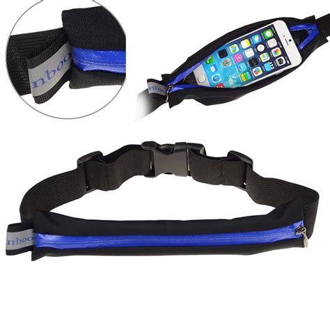 running belt for iphone ranboo outdoor sports adjustable waist pack running belts