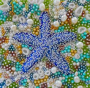 Handmade Coral Reef Textures by Contemporary Seed Bead ...