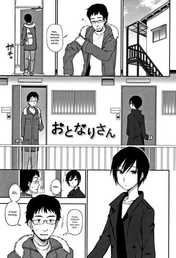 otonaridoor neighbor nhentai hentai doujinshi and manga