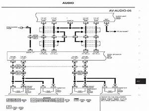 Infiniti Wiring Harness Diagram