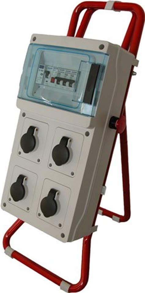 coffret electrique de chantier choisir un tableau 233 lectrique de chantier ou coffret de chantier provisoire