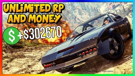 Gta 5 Online Money And Rp Glitch