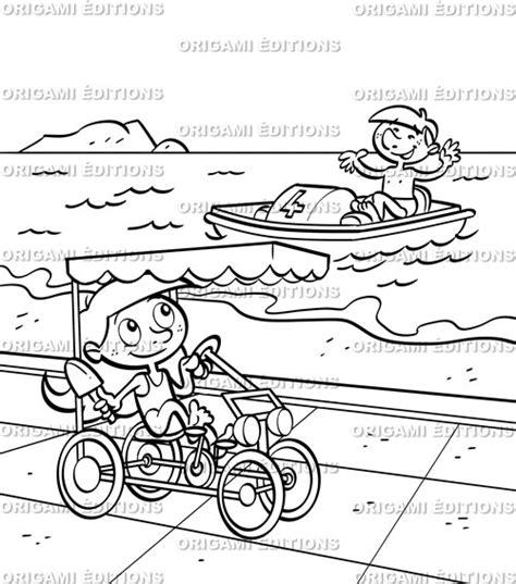 Dessin Bateau Mer by Papeterie Personnalis 233 E Livre Coloriage Mer