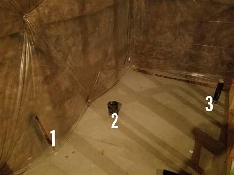 plumbing venting basement bathroom rough  home