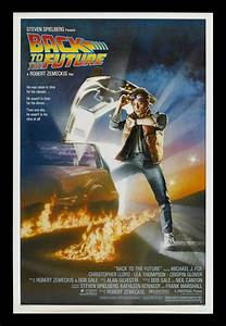 BACK TO THE FUTURE * CineMasterpieces ORIGINAL MOVIE ...