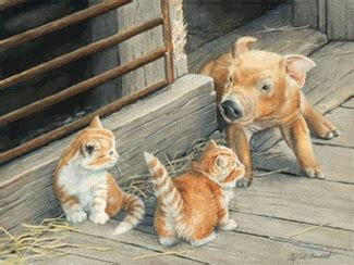 artists susan bourdet images  pinterest cats
