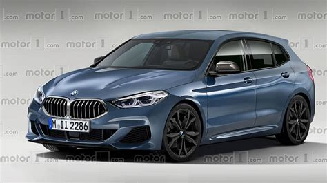 bmw serie 1 2019 this is what the 2019 bmw 1 series could look like