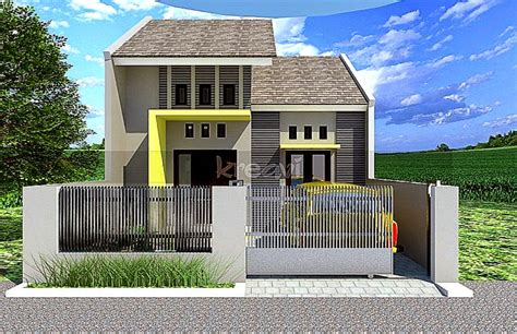 atap rumah minimalis  lantai