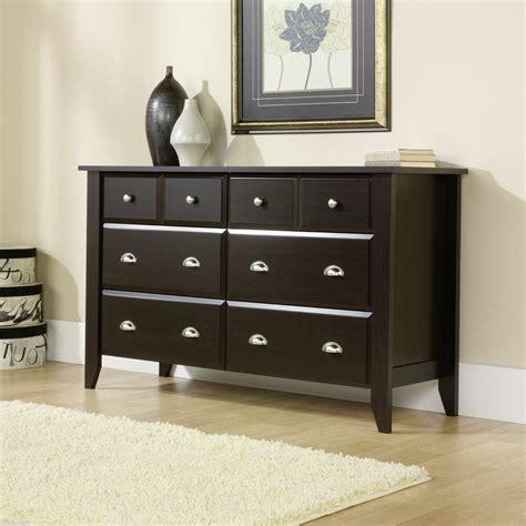 Wood Dresser by Modern Wooden 6 Drawer Dresser Wood Bedroom Classic