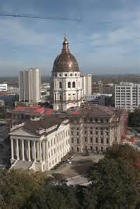 State Capitol Topeka Kansas