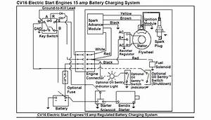 I Am Looking For A Wiring Diagram For A Model Cv16s  Can