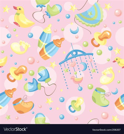 Baby Hintergrund Neutral by Baby Background Royalty Free Vector Image