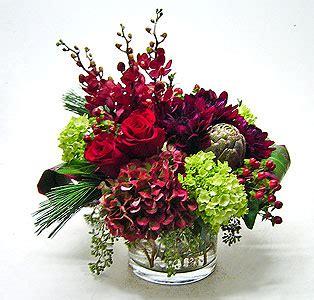 european style christmas centerpiece  anaheim florist