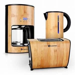 Kaffeemaschine Und Wasserkocher In Einem Gerät : preisvergleich eu fr hst cksset kaffeemaschine toaster ~ Michelbontemps.com Haus und Dekorationen