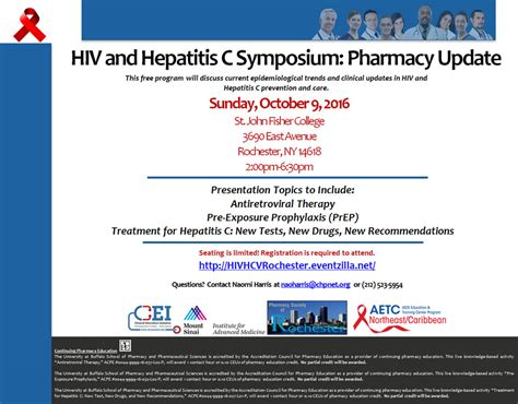 Hiv Pharmacy by Events